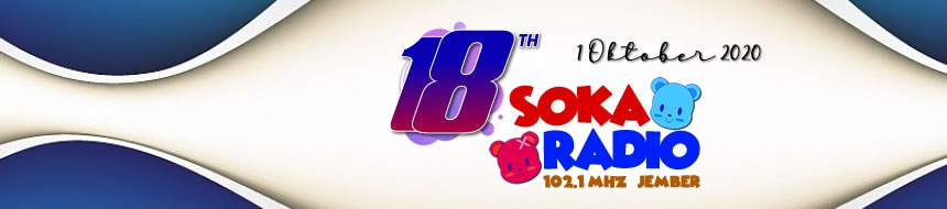 Soka Radio 18th Anniversary!